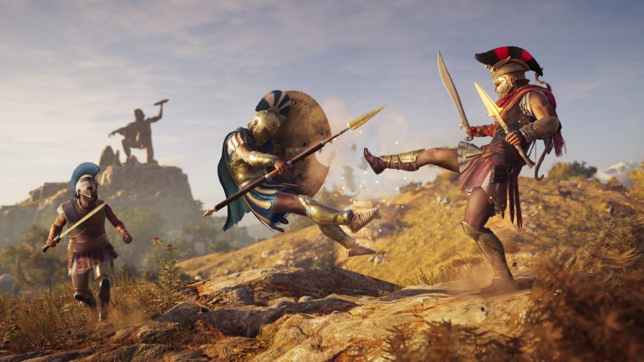 Assassins Creed Odyssey Free Download PC