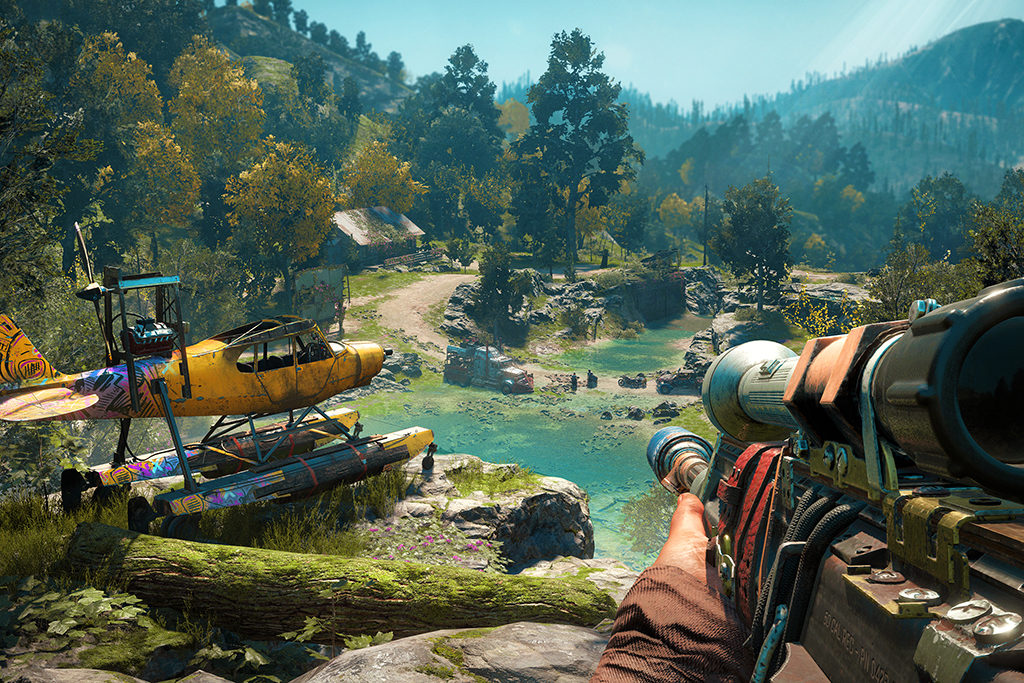 Far Cry New Dawn Download (Full Cracked Version) - Craxgames com