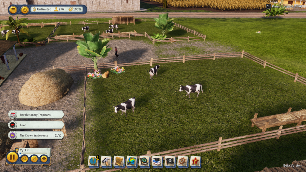 Tropico 6 Gameplay