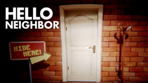 hello neighbor game for free
