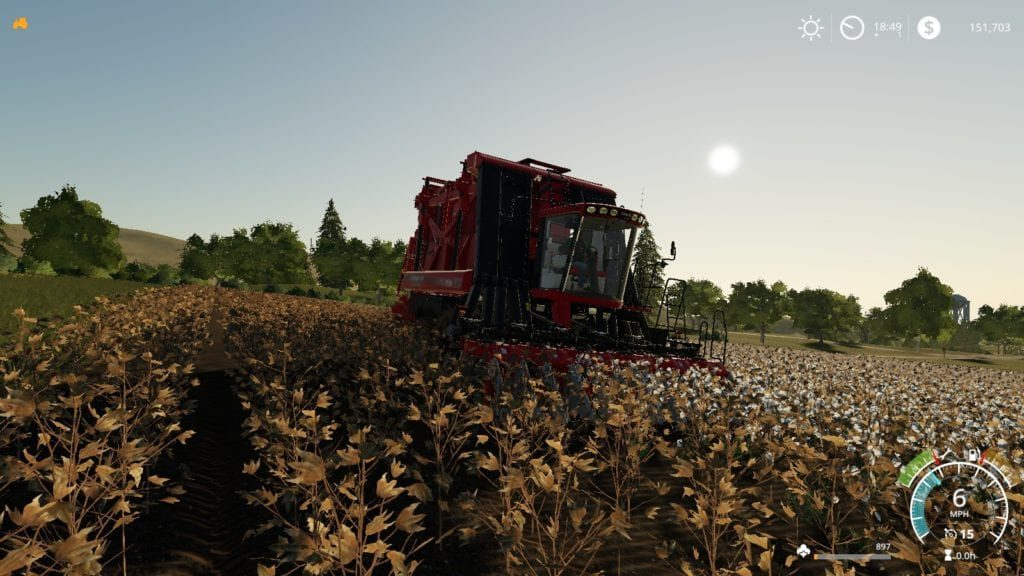 farming simulator 19 gameplay