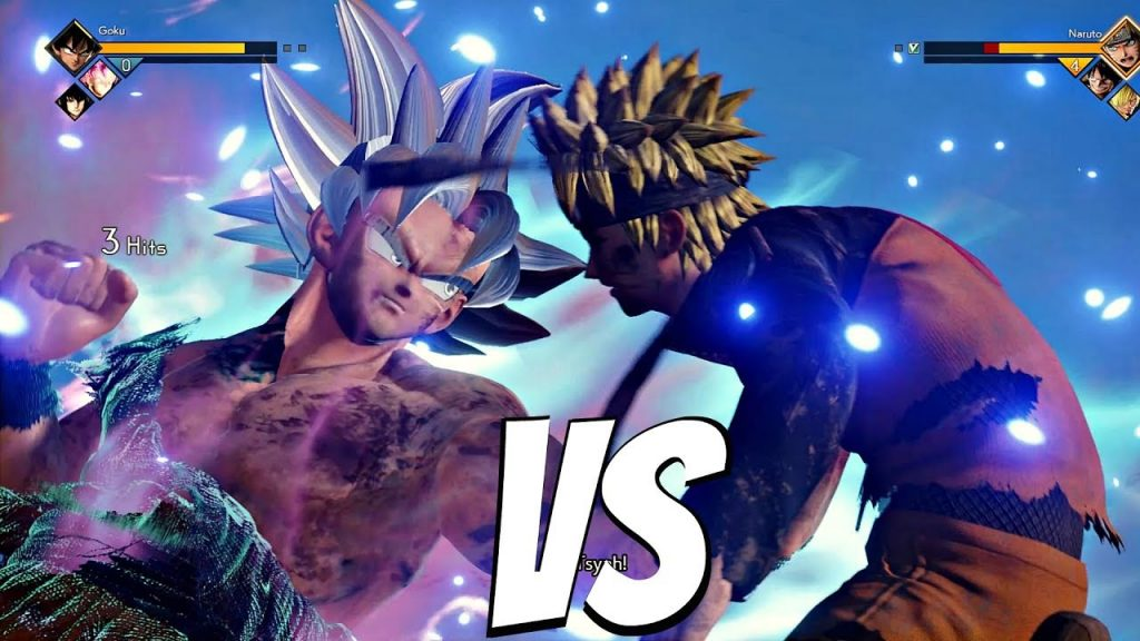 jump force for free